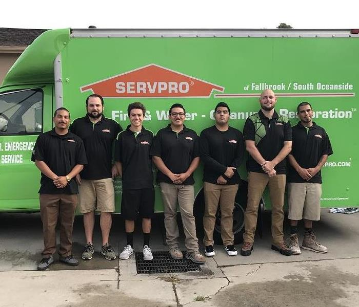 Our Fallbrook/South Oceanside Team is always ready!