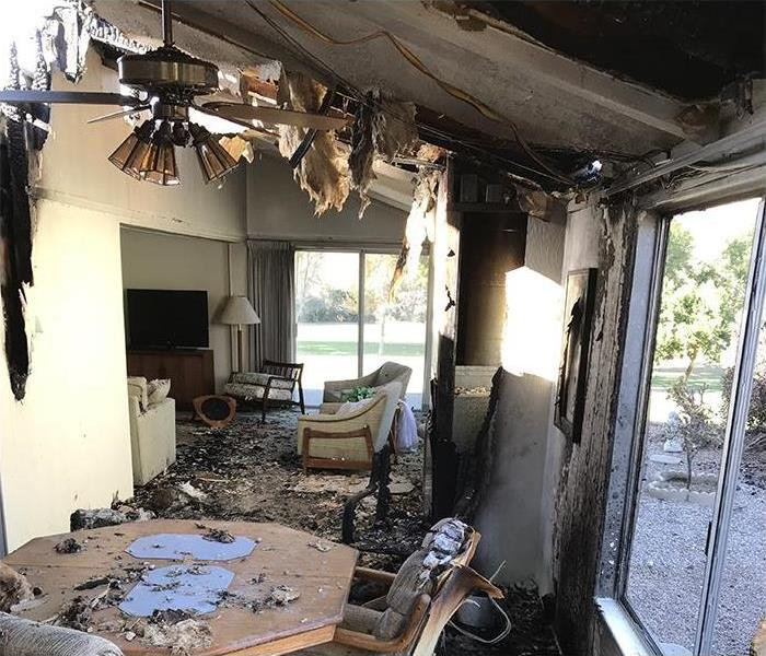 What to Expect After a Fire Loss