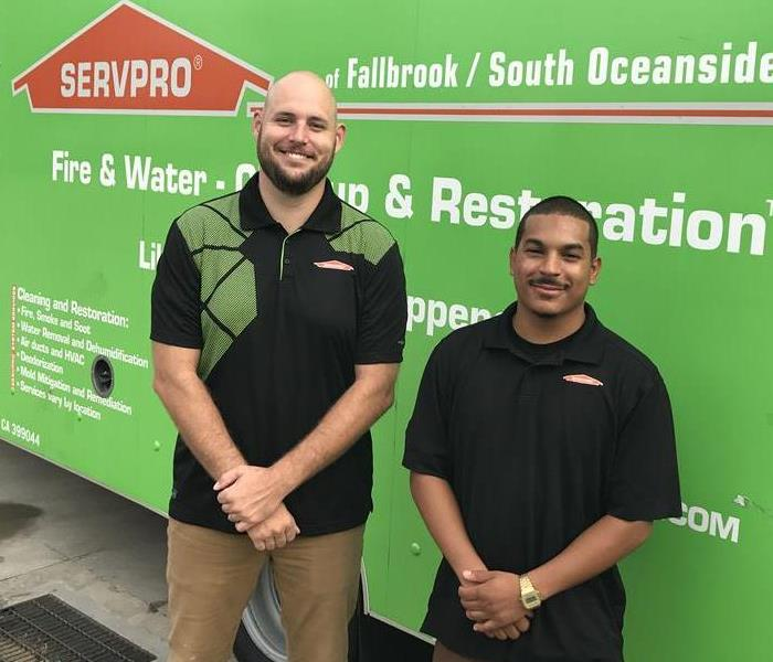 SERVPRO Fallbrook/South Oceanside