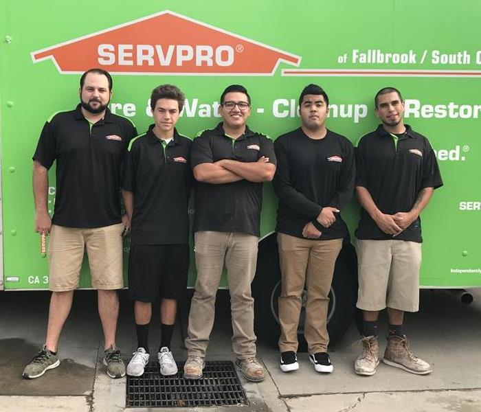 All In at SERVPRO of Fallbrook/South Oceanside