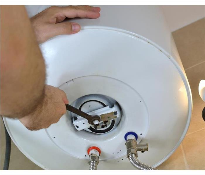 Water Damage Tips on Flushing Your Water Heater