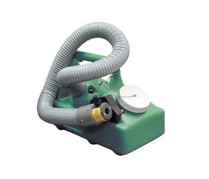 Fire Damage Equipment You Can Use To Remove Smoke Odor in Your Home