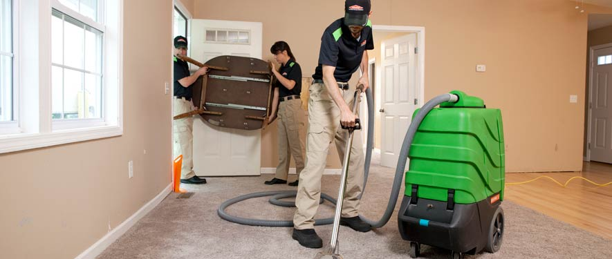 South Oceanside, CA residential restoration cleaning